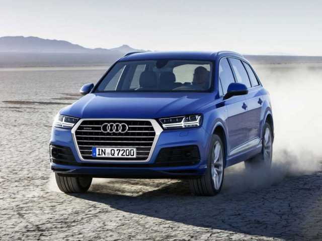 Suvsandcrossovers.com 2017 SUV And Crossover Buying Guide: 2017 '' Audi Q7 RS '' Reviews And Price