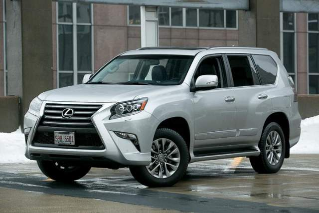 Suvsandcrossovers.com New ''2017 Lexus GX460 '' Review, Specs, Price, Photos, 2017 SUV And Crossover