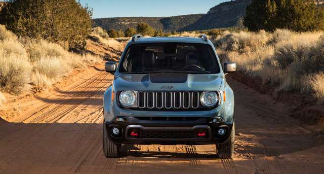 Suvsandcrossovers.com 2017 SUV And Crossover Buying Guide: ''2017 Jeep Renegade'' Reviews, Price, Features