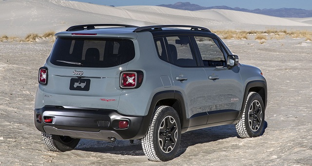 Suvsandcrossovers.com New 2017 SUVs ''2017 JEEP RENEGADE '' Best Small 2017 SUVs, Crossover, Specs, Engine, Release Date