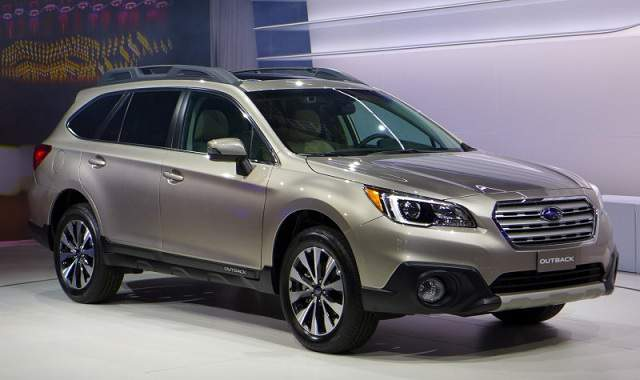 All New 2016 Subaru Outback Features, Changes, Price, Reviews, Engine, MPG, Interior, Exterior, Photos