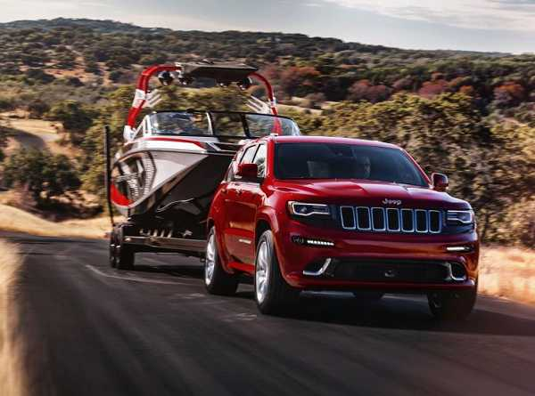 NEW 2018 JEEP GRAND CHEROKEE IS A SUV-CROSSOVER WORTH WAITING FOR IN 2018, NEW 2018 SUV-CROSSOVER RELEASE