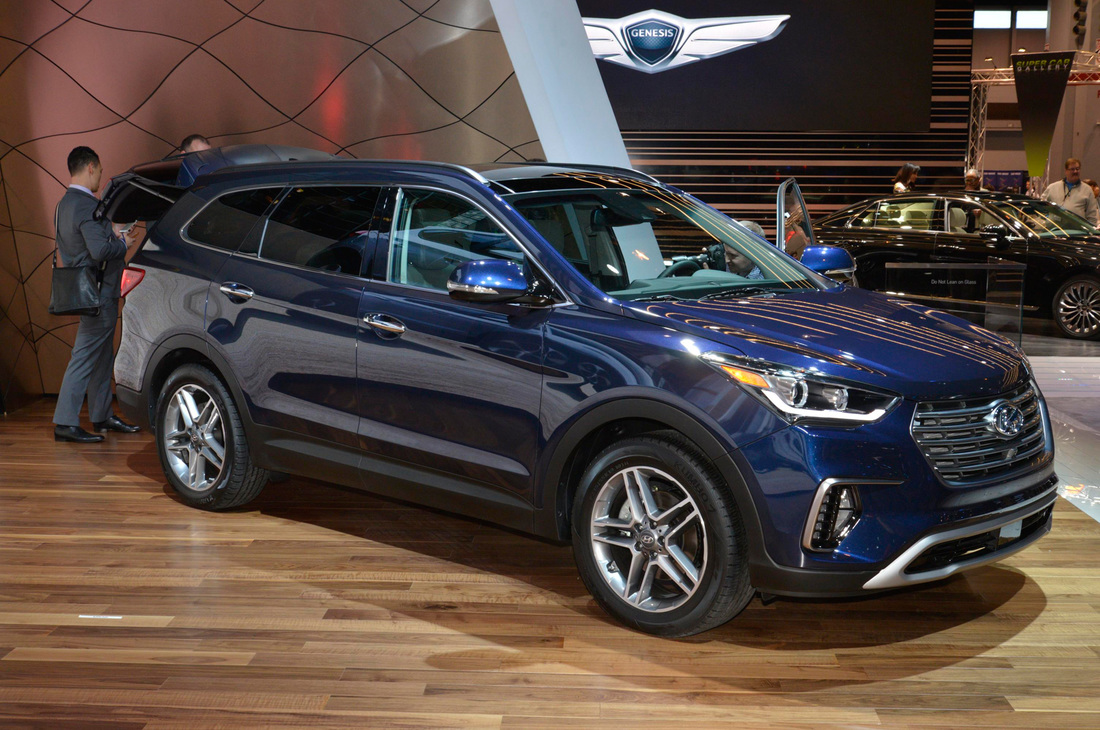 Complete List Of 7 Passenger 2018 Suvs And Vehicles Reviews Price