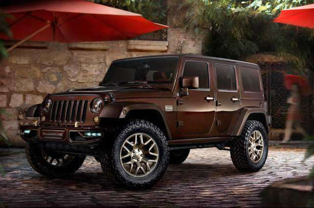 Suvsandcrossovers.com 2017 SUV And Crossover Buying Guide: ''2017 Jeep Wrangler Unlimited '' Reviews, Price, Features