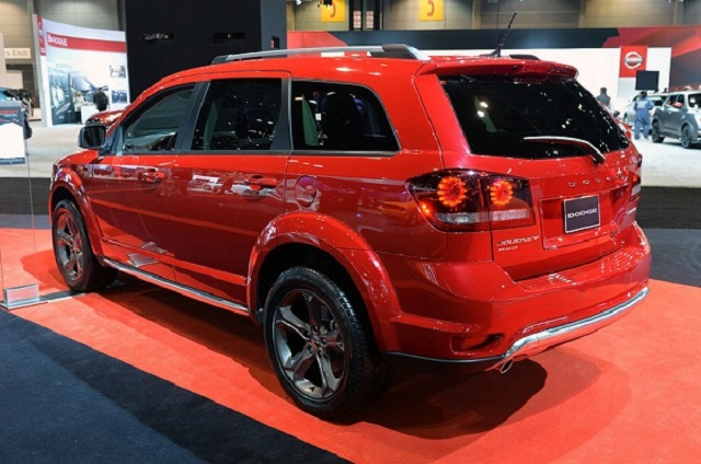 Suvsandcrossovers.com New 2017 SUVs ''2017 DODGE JOURNEY '' Best Small 2017 SUVs, Crossover, Specs, Engine, Release Date