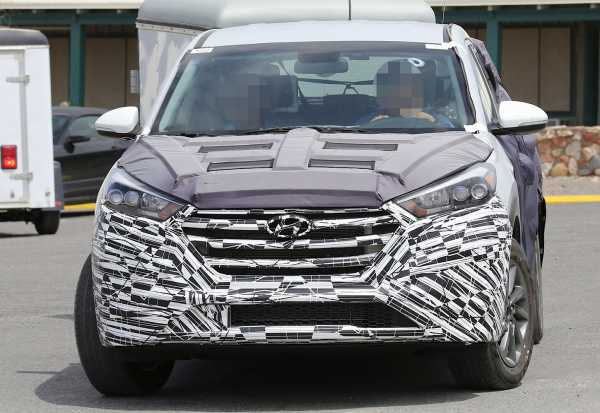 Suvsandcrossovers.com New 2016 Hyundai Tucson Is A SUV-Crossover Worth Waiting For In 2016, New 2016 SUV-Crossover Release