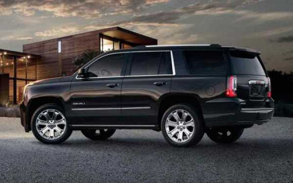 NEW 2018 GMC YUKON IS A SUV-CROSSOVER WORTH WAITING FOR IN 2018, NEW 2018 SUV-CROSSOVER RELEASE