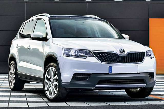 Suvsandcrossovers.com 2017 SUV And Crossover Buying Guide: ''2017 Skoda Yeti'' Reviews, Price, Features