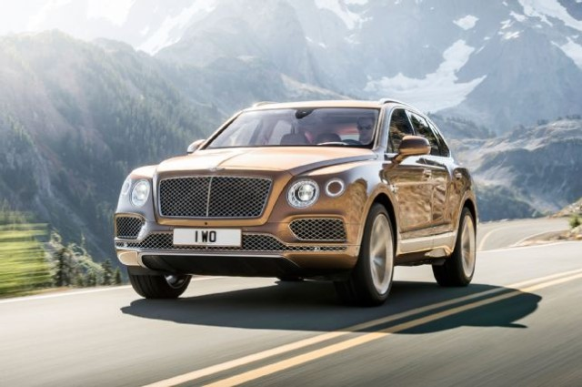 Suvsandcrossovers.com 2017 SUV And Crossover Buying Guide: 2017 '' Bentley Bentayga SUV '' Reviews And Price