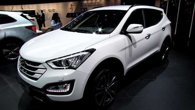 Suvsandcrossovers.com 2017 SUV And Crossover Buying Guide: ''2017 Hyundai Santa Fe Sport '' Reviews, Price, Features