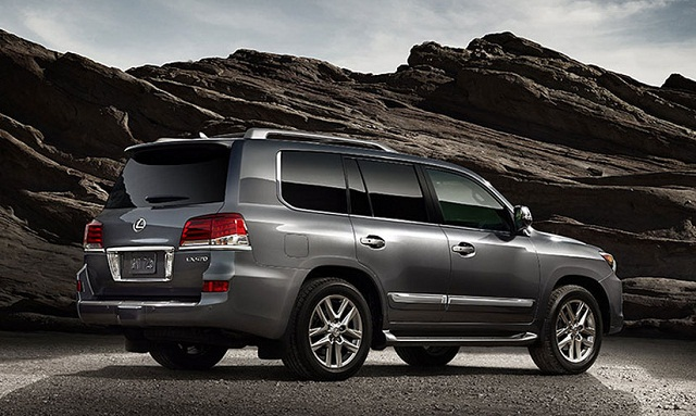 Suvsandcrossovers.com All New 2016 Lexus LX 570 Hybrid Features, Changes, Price, Reviews, Engine, MPG, Interior, Exterior, Photos