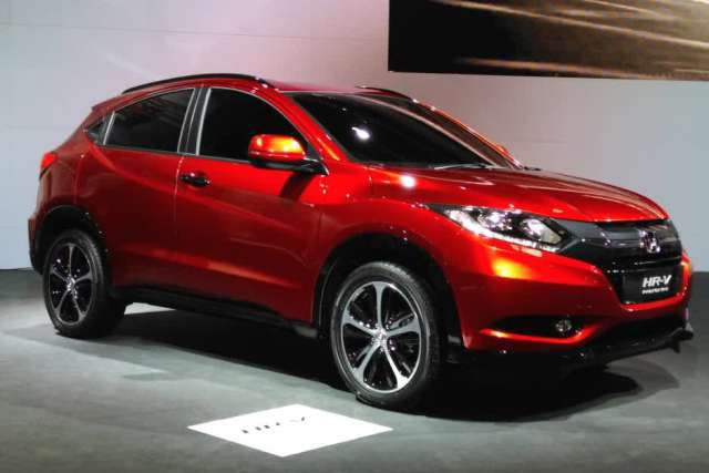 Suvsandcrossovers.com 2017 SUV And Crossover Buying Guide: ''2017 Honda HR-V '' Reviews, Price, Features