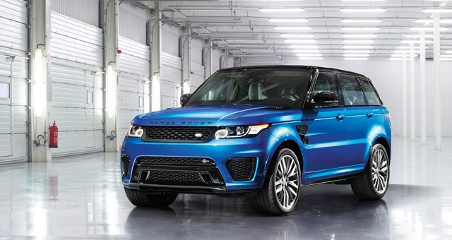 Suvsandcrossovers.com New 2017 SUVs ''2017 RANGE ROVER SPORT '' Best Small 2017 SUVs, Crossover, Specs, Engine, Release Date