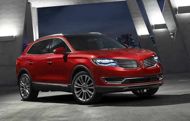 Suvsandcrossovers.com New 2017 SUVs ''2017 Lincoln MKX '' Best Small 2017 SUVs, Crossover, Specs, Engine, Release Date