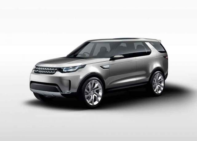Suvsandcrossovers.com All New 2016 Land Rover LR4 Features, Changes, Price, Reviews, Engine, MPG, Interior, Exterior, Photos