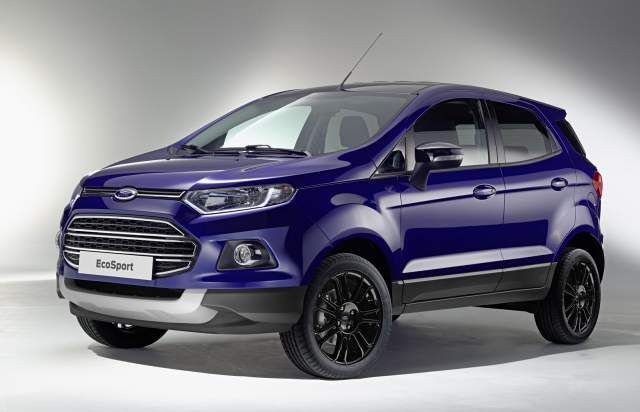 Suvsandcrossovers.com New ''2017 Ford EcoSport '' Review, Specs, Price, Photos, 2017 SUV And Crossover