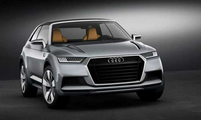 Suvsandcrossovers.com All New ''2017 Audi Q2'': new models for 2017, Price, Reviews, Release date, Specs, Engines