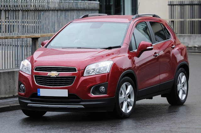 Suvsandcrossovers.com New 2017 SUVs ''2017 CHEVROLET TRAX '' Best Small 2017 SUVs, Crossover, Specs, Engine, Release Date