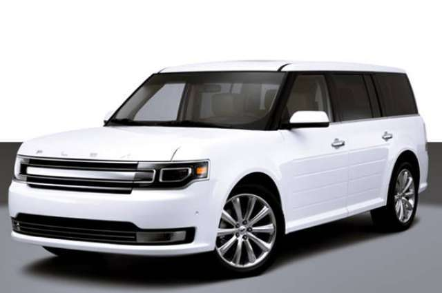 Suvsandcrossovers.com 2017 SUV And Crossover Buying Guide: ''2017 Ford Flex '' Reviews, Price, Features