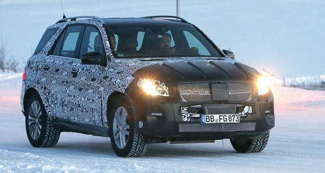 Suvsandcrossovers.com All New 2016 Mercedes ML Features, Changes, Price, Reviews, Engine, MPG, Interior, Exterior, Photos