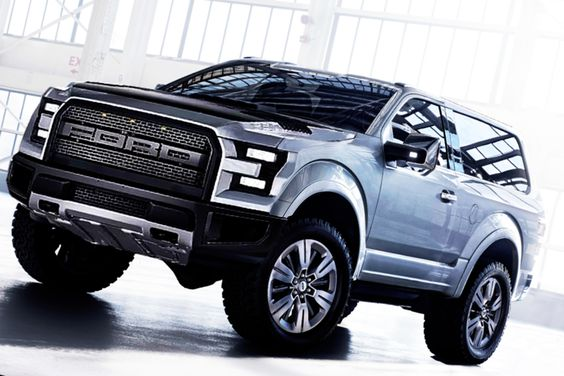 '' 2017 Ford Bronco SVT Raptor '' MUST SEE 2017 SUVs And Crossovers Worth Waiting For – 2017 SUV And Crossover Lineup