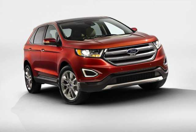 Suvsandcrossovers.com All New ''2017 Ford Edge'': new models for 2017, Price, Reviews, Release date, Specs, Engines, 2017 Release dates