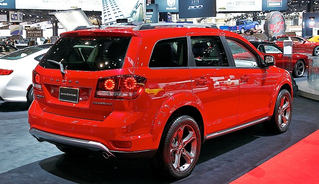 Suvsandcrossovers.com All New 2016 Dodge Journey Features, Changes, Price, Reviews, Engine, MPG, Interior, Exterior, Photos