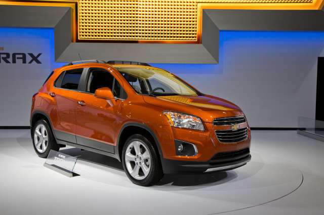 Suvsandcrossovers.com 2017 SUV And Crossover Buying Guide: ''2017 Chevy Trax '' Reviews, Price, Features