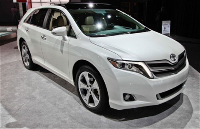 Suvsandcrossovers.com All New 2016 Toyota Venza Features, Changes, Price, Reviews, Engine, MPG, Interior, Exterior, Photos