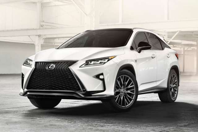 Suvsandcrossovers.com 2017 SUV And Crossover Buying Guide: ''2017 Lexus RX 350 '' Reviews, Price, Features
