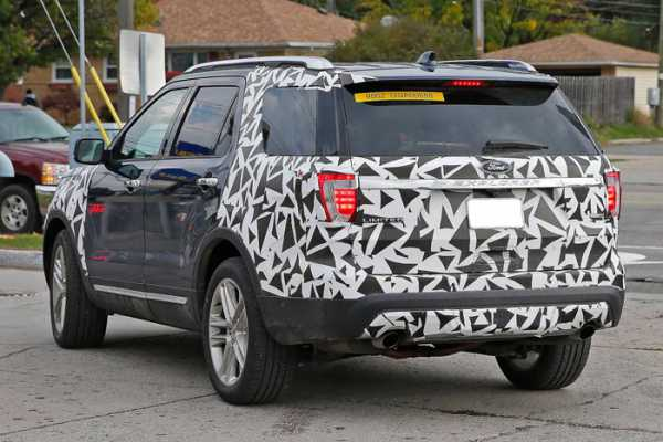NEW 2018 FORD EXPLORER IS A SUV-CROSSOVER WORTH WAITING FOR IN 2018, NEW 2018 SUV-CROSSOVER RELEASE