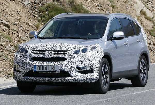 NEW 2018 HONDA CR-V IS A SUV-CROSSOVER WORTH WAITING FOR IN 2018, NEW 2018 SUV-CROSSOVER RELEASE