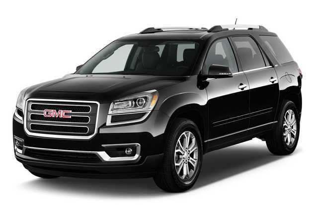 Suvsandcrossovers.com New 2017 SUVs ''2017 GMC ACADIA'' Best Small 2017 SUVs, Crossover, Specs, Engine, Release Date