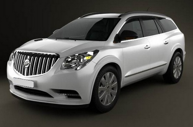 Suvsandcrossovers New 2017 Suvs Buick Enclave Best Small