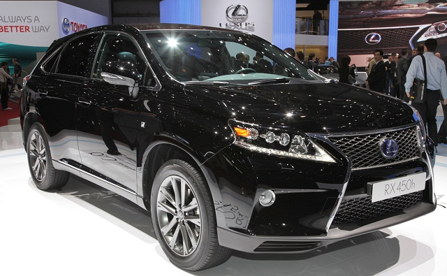 Suvsandcrossovers.com All New 2016 Lexus RX Features, Changes, Price, Reviews, Engine, MPG, Interior, Exterior, Photos