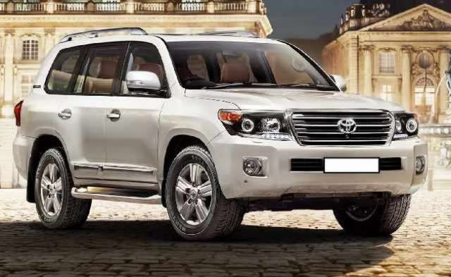 Suvsandcrossovers.com 2017 SUV And Crossover Buying Guide: ''2017 Toyota Land Cruiser '' Reviews, Price, Features