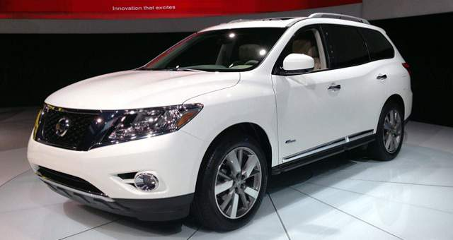 NEW 2018 NISSAN PATHFINDER IS A SUV-CROSSOVER WORTH WAITING FOR IN 2018, NEW 2018 SUV-CROSSOVER RELEASE