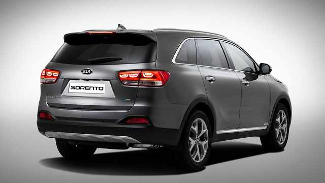 Suvsandcrossovers.com New 2017 SUVs ''2017 Kia Sorento '' Best Small 2017 SUVs, Crossover, Specs, Engine, Release Date