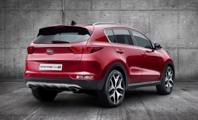 Suvsandcrossovers.com New 2017 SUVs ''2017 Kia Sportage '' Best Small 2017 SUVs, Crossover, Specs, Engine, Release Date
