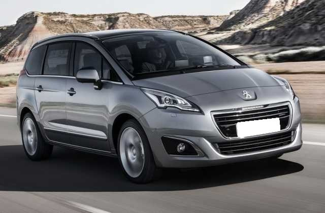 Suvsandcrossovers.com 2017 SUV And Crossover Buying Guide: ''2017 Peugeot 5008 '' Reviews, Price, Features