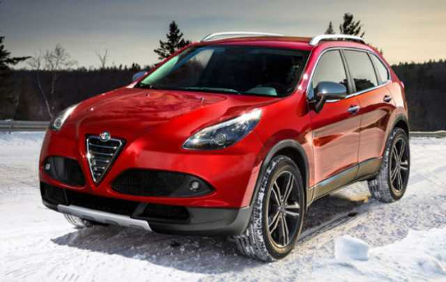 Suvsandcrossovers.com 2017 SUV And Crossover Buying Guide: 2017 '' Alfa Romeo SUV'' Reviews And Price