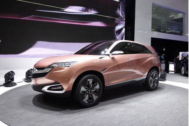 Suvsandcrossovers.com All New ''2017 Acura RDX'' : new models for 2017, Price, Reviews, Release date, Specs, Engines