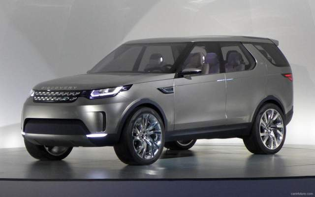Suvsandcrossovers.com New ''2017 Land Rover Discovery '' Review, Specs, Price, Photos, 2017 SUV And Crossover