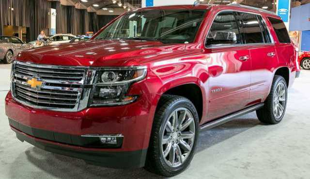 Suvsandcrossovers.com All New ''2017 Chevy Tahoe LTZ '': new models for 2017, Price, Reviews, Release date, Specs, Engines, 2017 Release dates