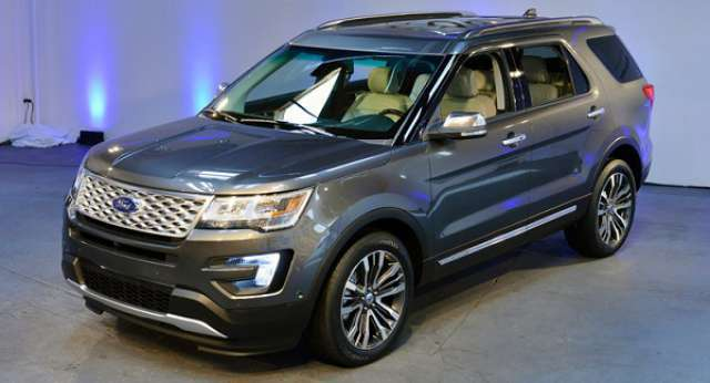 Suvsandcrossovers.com 2017 SUV And Crossover Buying Guide: ''2017 Ford Explorer '' Reviews, Price, Features