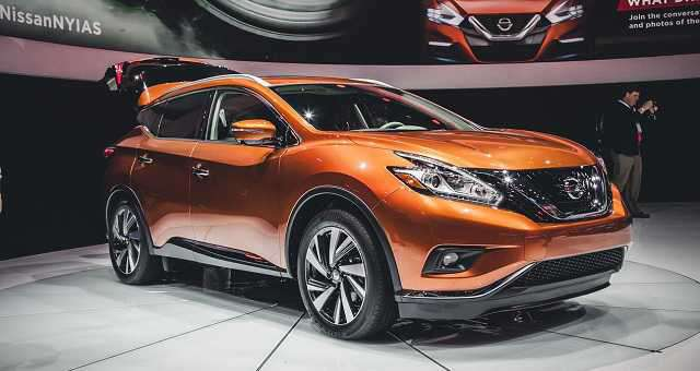 Suvsandcrossovers.com 2017 SUV And Crossover Buying Guide: ''2017 Nissan Murano '' Reviews, Price, Features