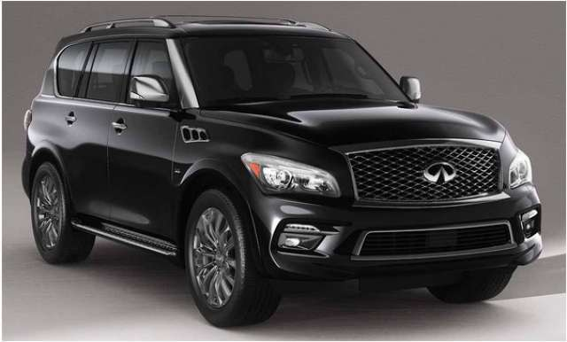 Suvsandcrossovers.com 2017 SUV And Crossover Buying Guide: ''2017 Infiniti QX80 '' Reviews, Price, Features