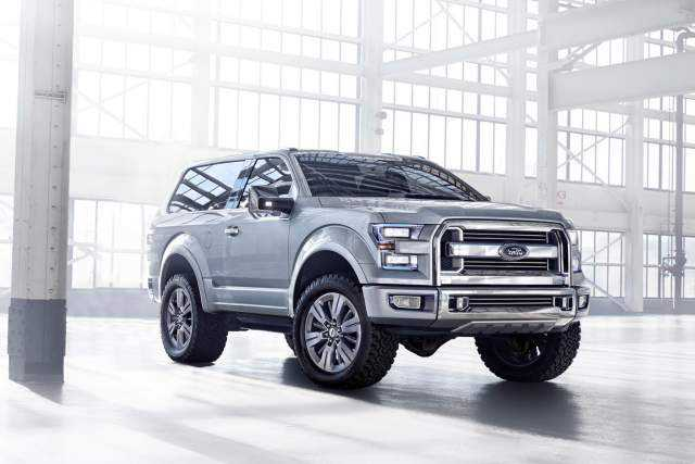 Suvsandcrossovers.com New 2017 SUVs ''2017 FORD BRONCO '' Best Small 2017 SUVs, Crossover, Specs, Engine, Release Date