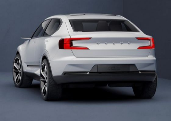 Must See 2018 Volvo 40 2 Concept Suv Photos And Images