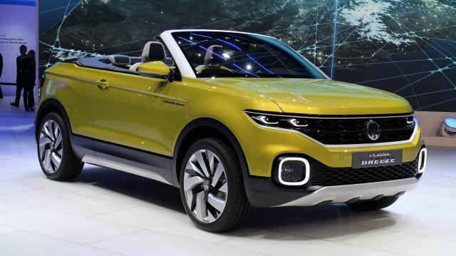 AWESOME ''2017 Volkswagen T-Cross Breeze  '' Future 2017 Cars Design Concepts & Photos